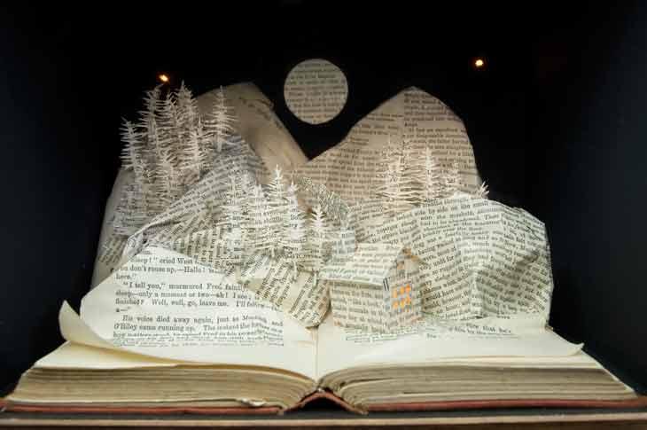 libro montañas