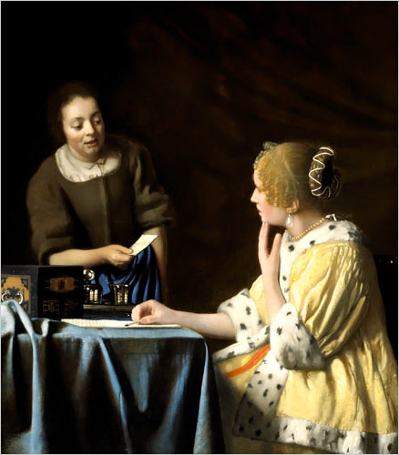 la-carta-por-vermeer-foto-frick-collection